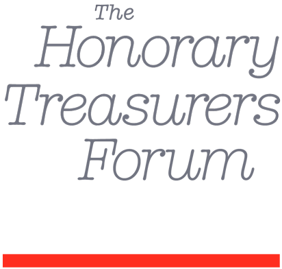 The Honorary Treasurers Forum Logo